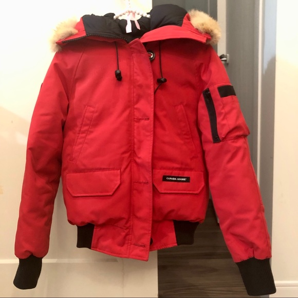 0c68be6ee Canada Goose Chilliwack Bomber Jacket with Fur